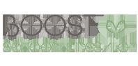 BOOST Schoonheidssalon logo